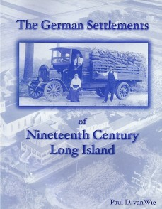 The German Settlements of Nineteenth-Century Long Island