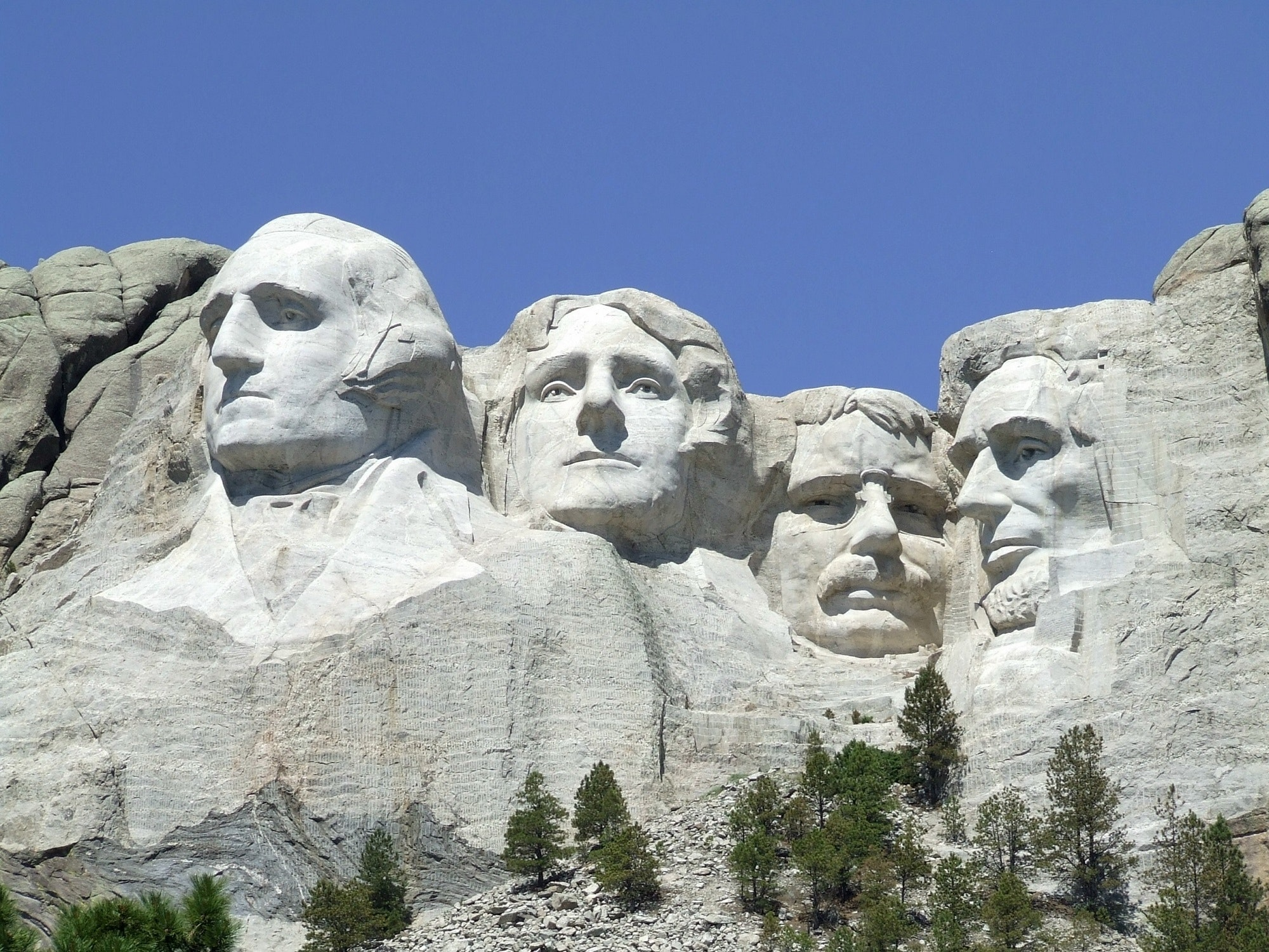 Mt. Rushmore, Black Hills, South Dakota
